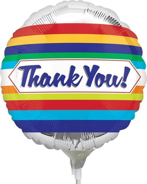 balloons-thank-you-9-inch