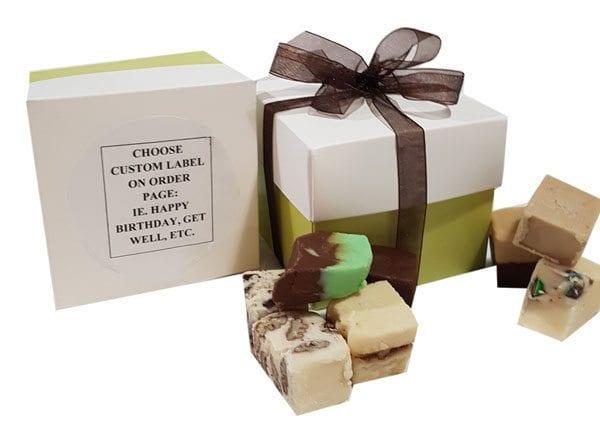 fudge-sampler