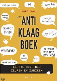 Anti Klaag boek