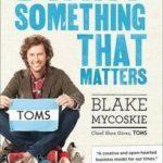 boek blake Mycoskie