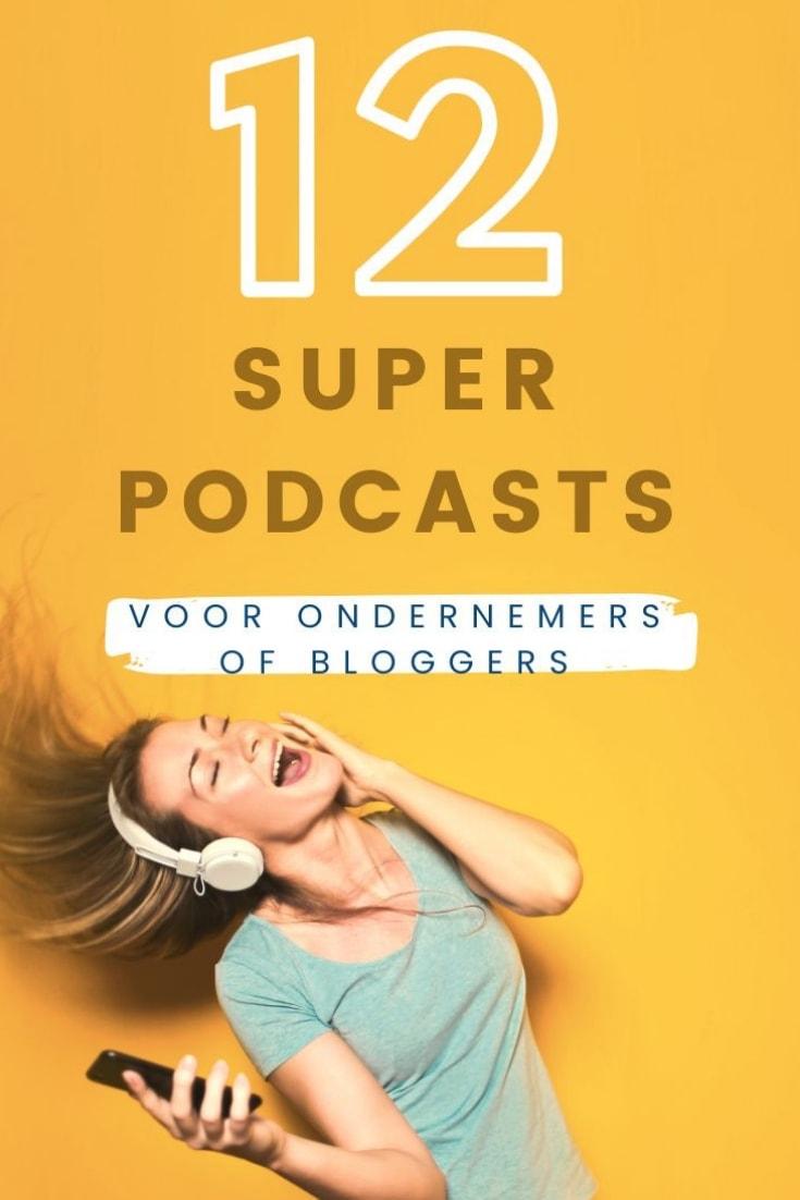 12 super podcasts voor ondernemers of bloggers. Podcasts waarvan je wat kunt leren op zakelijk vlak, maar ook qua ondernemersschap en lifestyle. Podcasts om je te inspireren. - http://booest.nl/12-super-podcasts-voor-ondernemers-of-bloggers/