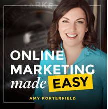 Online Marketing Made Easy van Amy Porterfield