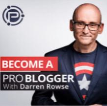 Problogger podcast