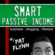 Smart Passive Income van Pat Flynn