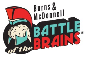 Burns & McDonnell Battle of the Brains logo