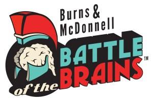 Burns & McDonnell Battle of the Brains logo