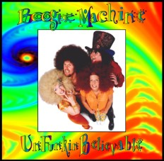 Boogie Machine, Disco cover CD