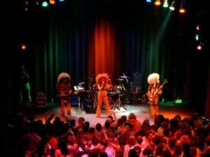 Boogie Machine, Disco event, Denver, CO