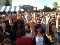 Boogie Machine, Friday's on the Plaza, Cheyenne, WY