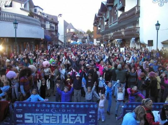 Boogie Machine, Vail Street Beat 2006