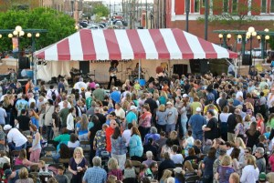Boogie Machine plays Cheyenne, WY at Friday's on the Plaza