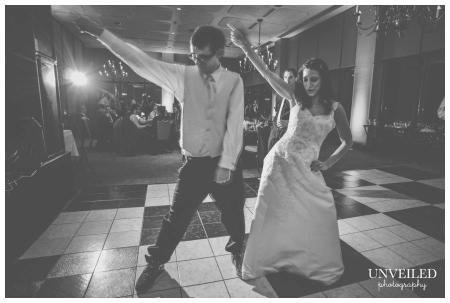 Boogie Machine | Funky Denver Wedding
