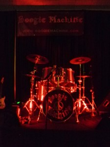 Boogie Machine @ Boo Ball