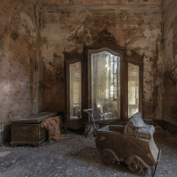 The Beauty in the Derelict