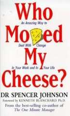 Who Moved My Cheese cover