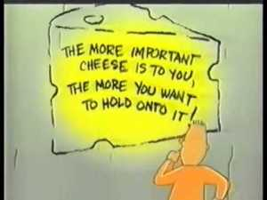 Who Moved My Cheese Quote