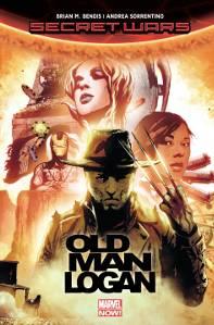 Old Man Logan Secret Wars