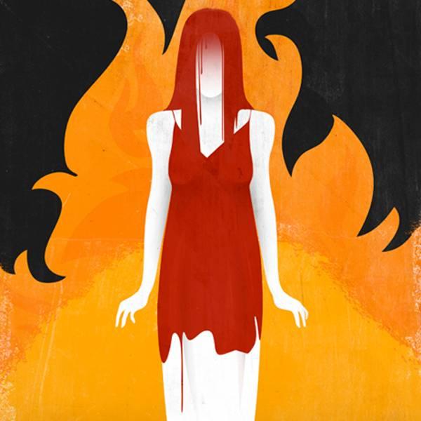 Couverture du roman Carrie de Stephen King