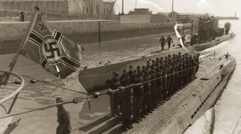 La guerre sous-marine allemande
