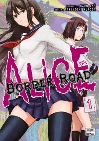 Couverture de Alice on border road