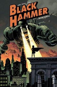 Couverture de Black Hammer tome 1