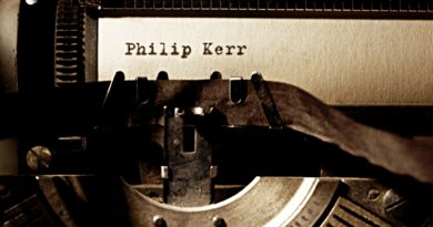 Entretien exclusif avec Philip Kerr