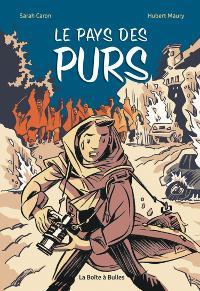 Couverture de la bande dessinée Le Pays des Purs
