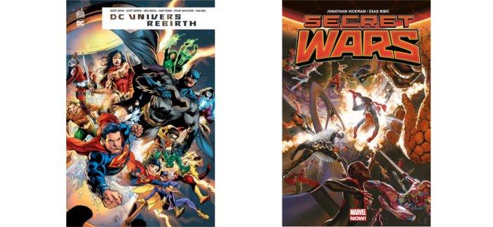 15 comics de super-héros à offrir pour Noël