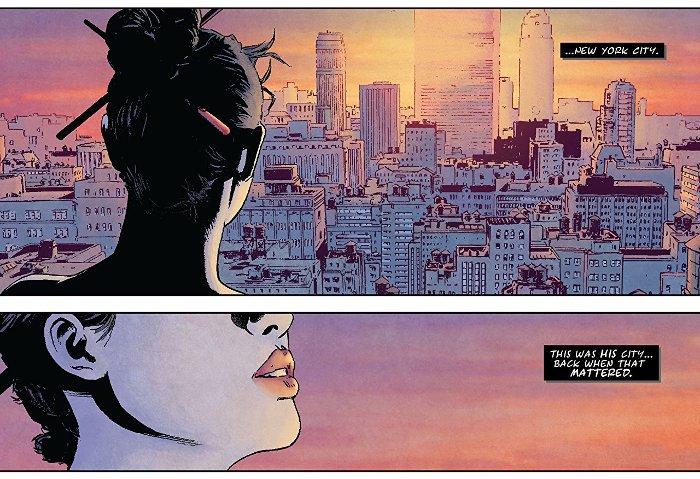 Extrait du comics Daredevil, tome 3 - Cruel et inhabituel