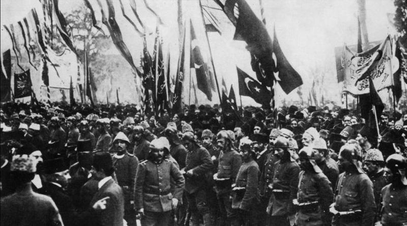Djihad 1914-1918