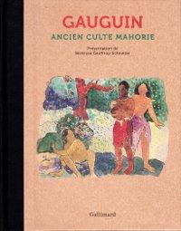 Couverture de Gauguin Ancien Culte mahorie