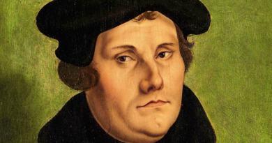 Luther de Matthieu Arnold