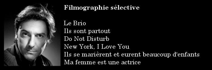 filmographie Yvan Attal Le Brio