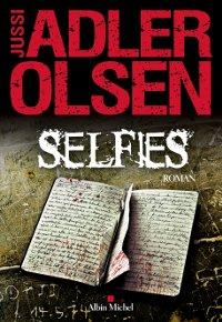 Couverture du roman Selfies de Jussi Adler-Olsen