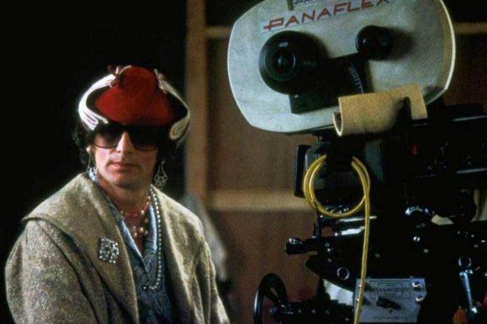 Steven Spielberg sur le tournage de ET l'extra-terrestre