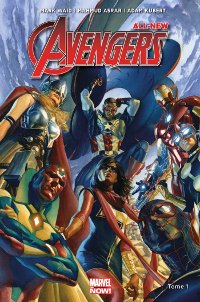 Couverture de All-New Avengers tome 1
