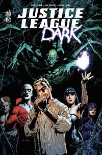 couverture du comics Justice League Dark