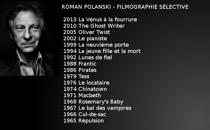 La passion Polanski