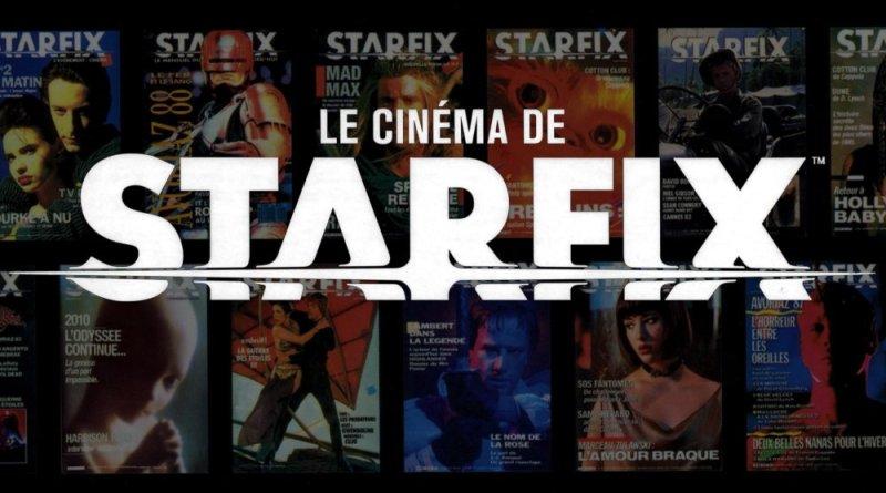 Le cinéma de Starfix