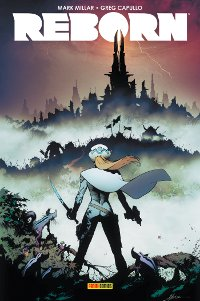 Couverture du comics Reborn de Mark Millar et Greg Capullo