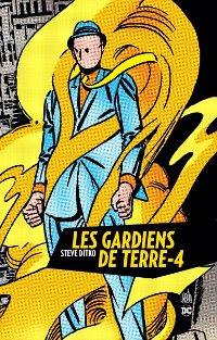 Couverture du comics Les Gardiens de Terre-4