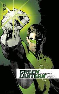 Couverture du comics Green Lantern Rebirth tome 1