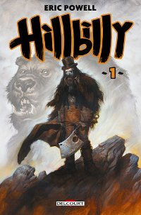 couverture du comics Hillbilly tome 1