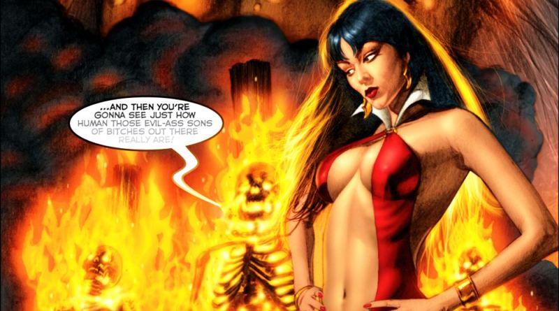 Comics Vampirella Masters Series tome 1