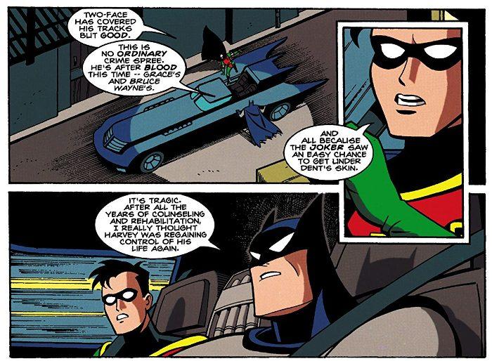 Batman & Robin Aventures, volume 1