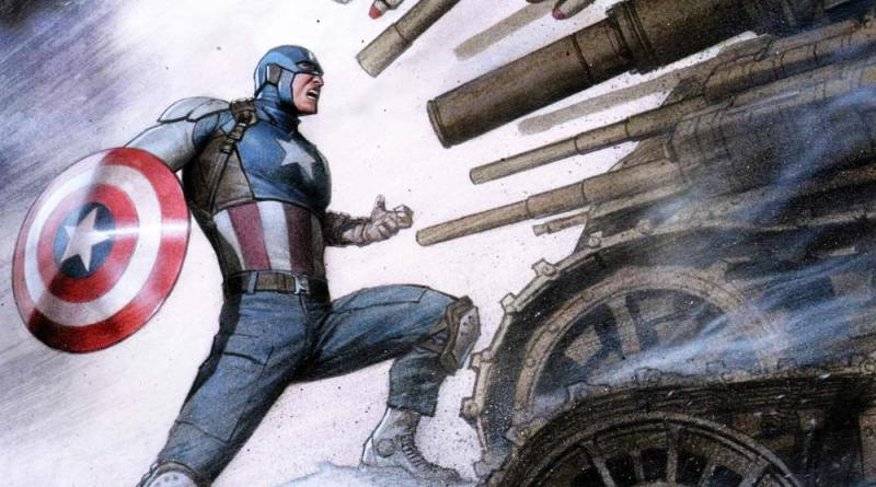 Captain America la légende vivante