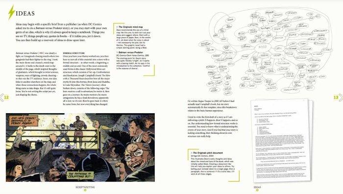 Comics : les secrets d'un maître