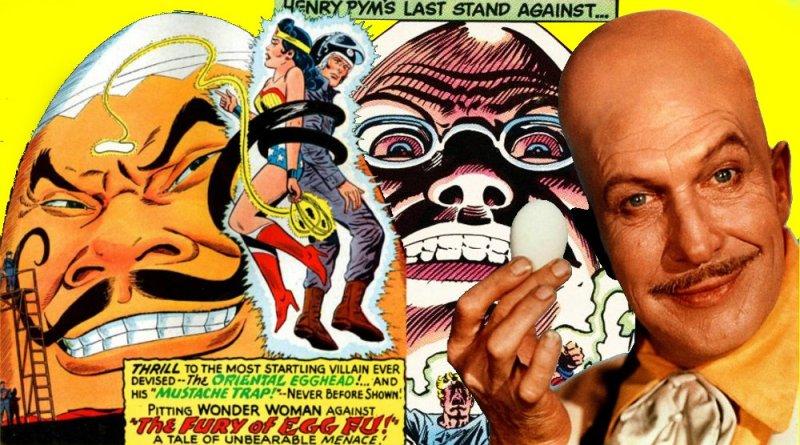 9 personnages de comics en forme d'oeuf