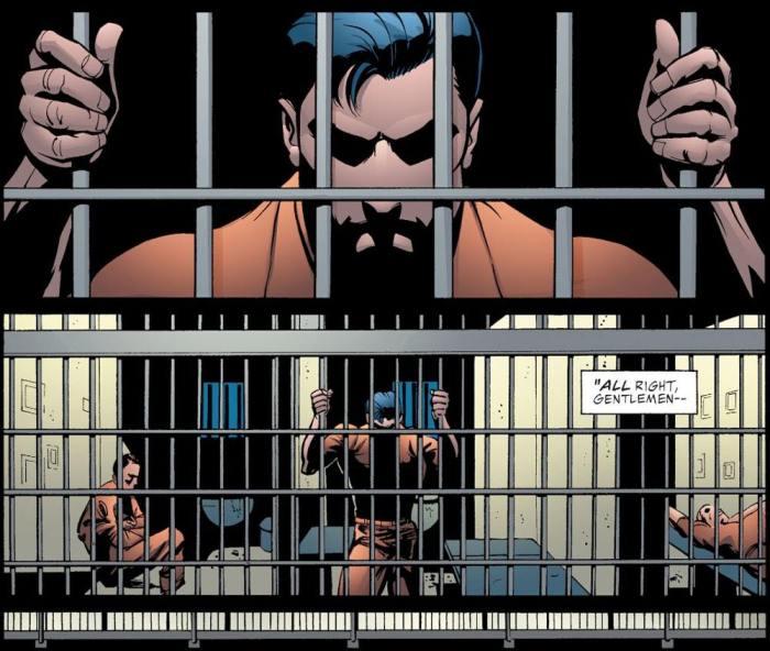 Batman Meurtrier et fugitif tome 1 critique