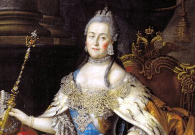 Catherine II, la vie d'une femme de pouvoir